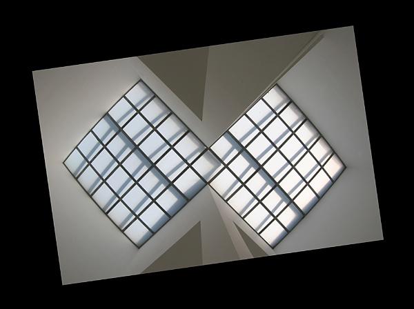 FishEye & Art 5: Ceiling by conrad