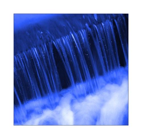 Blue II by Krucza