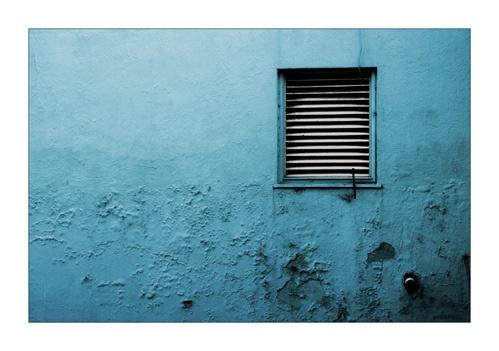 Blue III by Krucza