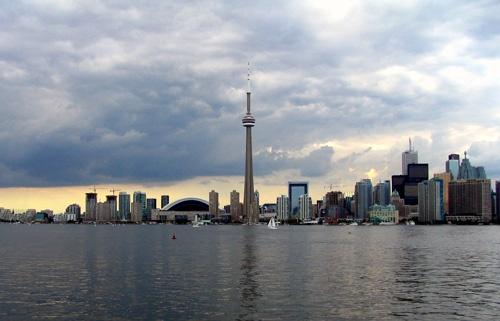 Toronto Skyline by VinceP