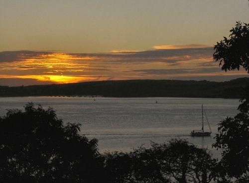 st.mawes sunrise by butzz