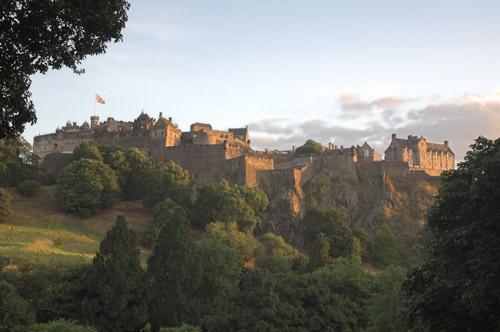 Edinburgh castle by Nick_Hilton