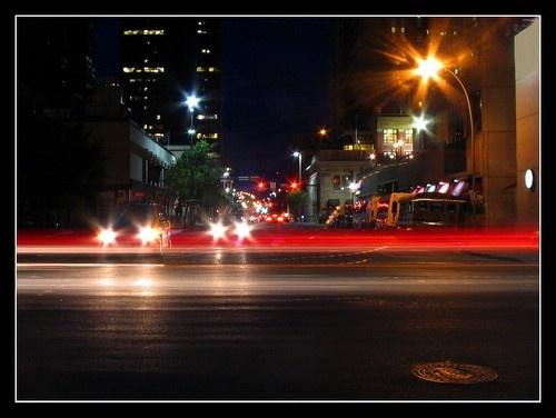 City Lights by ChazB