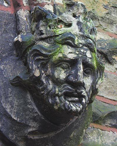 Gothic Head by wbk666