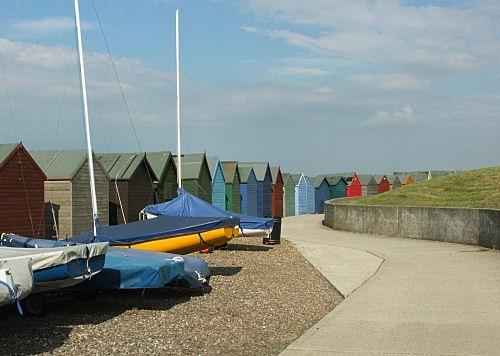 Boats and Huts by jonhayward