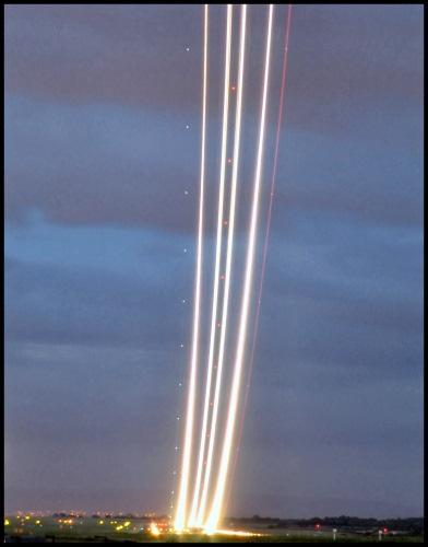 Night Flight by AntHolloway