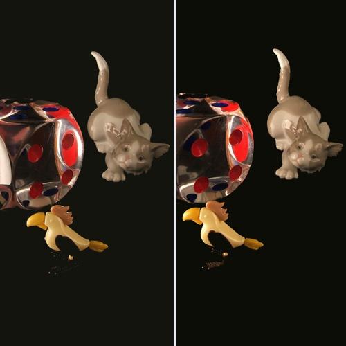 3D Picture. by LenLamb