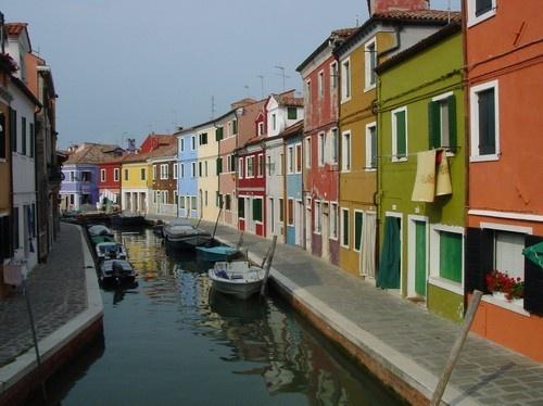 Isle of Burano by loek
