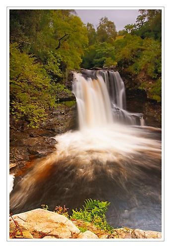 Falloch Falls by ian.daisley