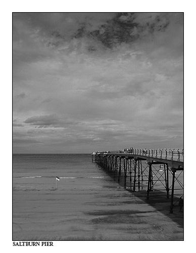 Saltburn Pier by mcc28_x