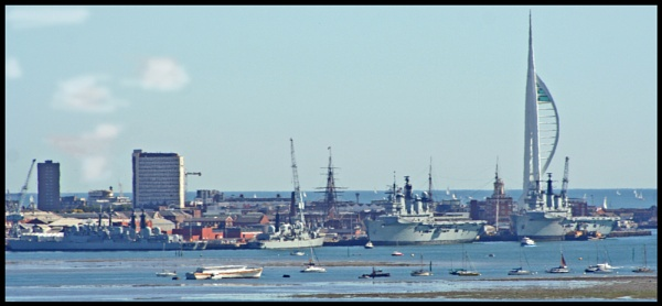 Portsmouth by dcart29