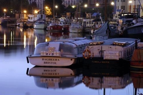 bristol docks by nigelo