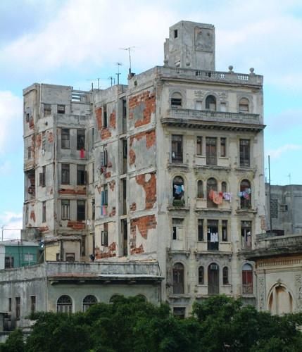 Downtown Havana by Blackdog