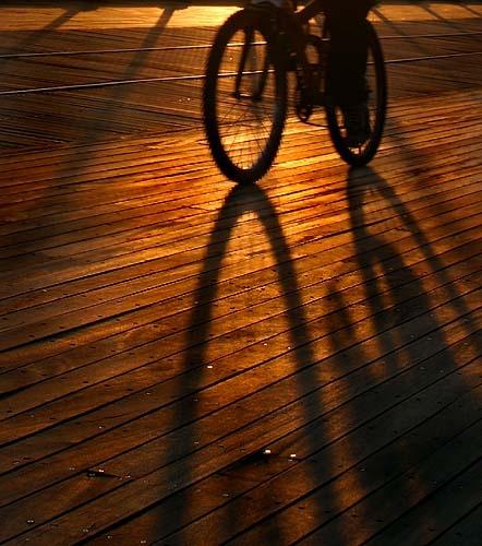 Pier Rider by ericfaragh