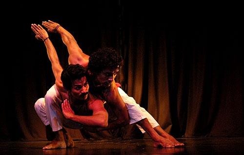 Dancers by aworan