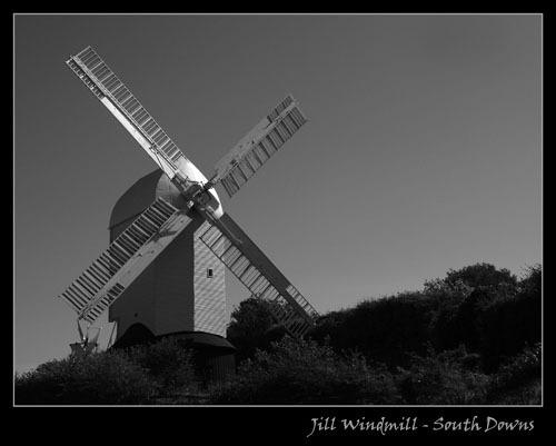 Windmill by sferguk