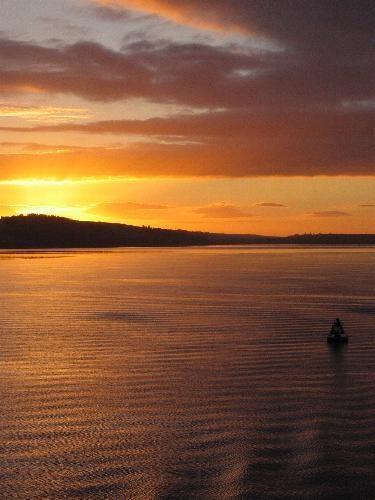 Cobh Sunrise by DiggerDitch