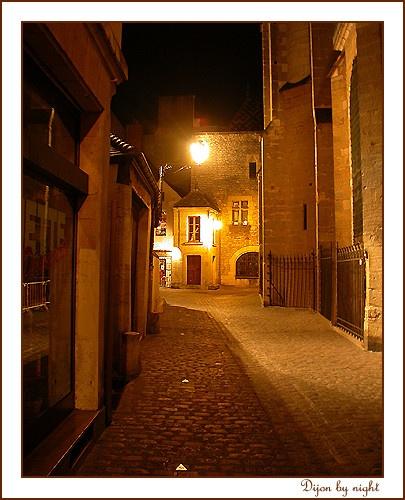 Dijon By Night by adamd