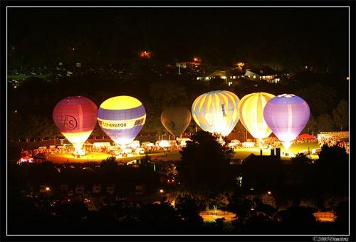 Llangollen Balloon Festival by Dimitris