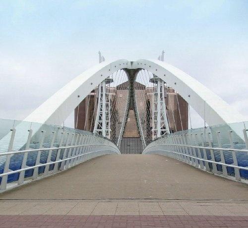 lowry bridge by geoffwd