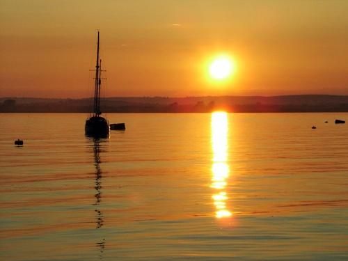 Sundown in Ballycotton by carlos73x