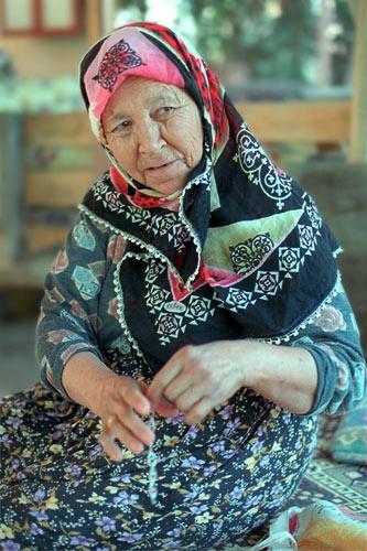 Turkish Lady by digitalirony