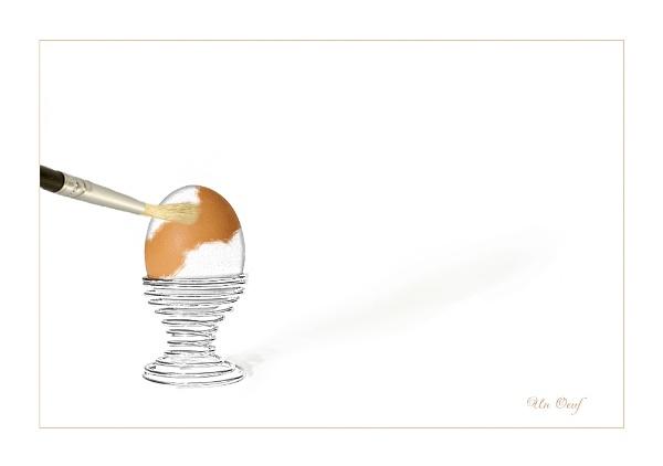 Un Oeuf by cdm36