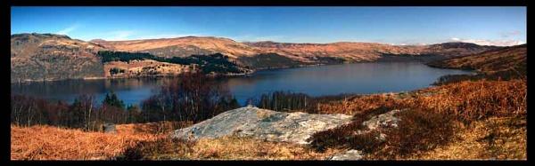 Loch Katrine by stulam