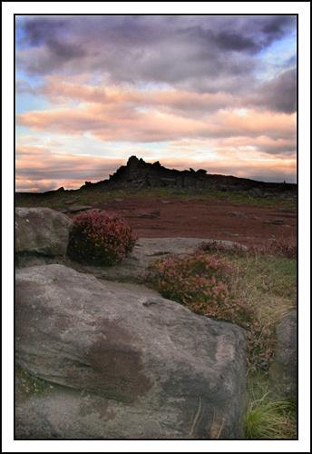 Derbyshire Evening by richardwheel