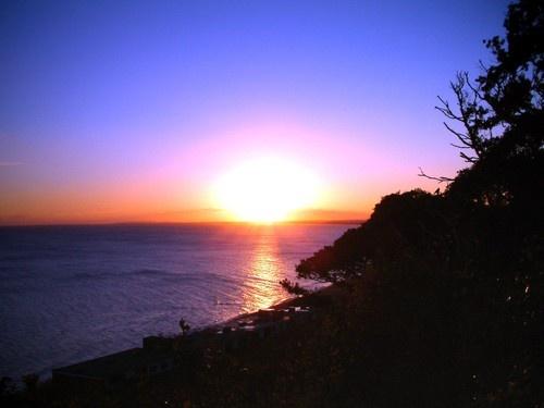 Folkestone Sunset by alexjames