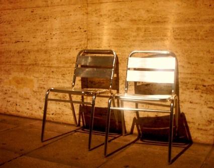 2 Chairs by Eye4Photo