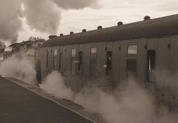 Steam by allencook