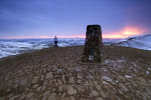 From The Top Of Mam Tor by Chris_H