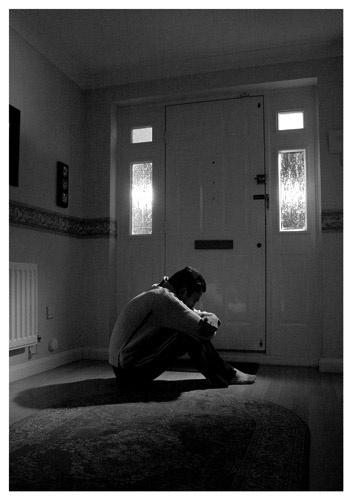 Inside Alone by TimJ