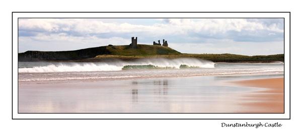 Dunstanburgh Castle by christabella