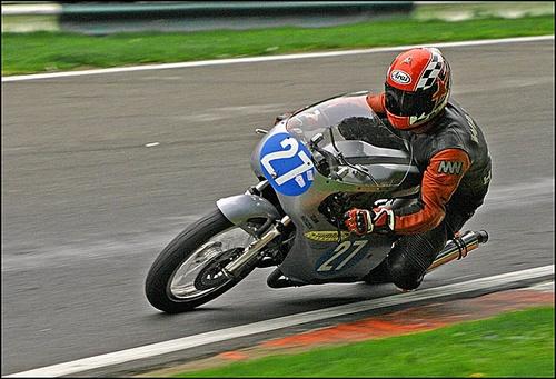 Classic Racer by tonyvizard