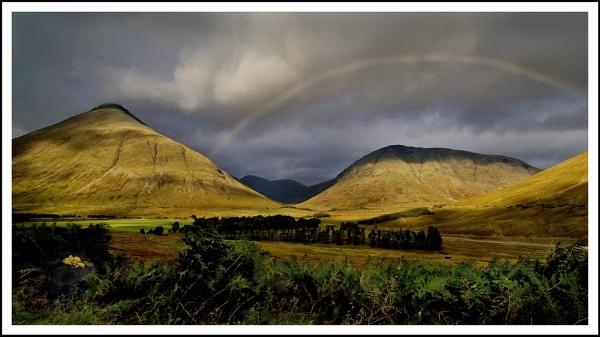 Beinn Dorain by Scottishlandscapes