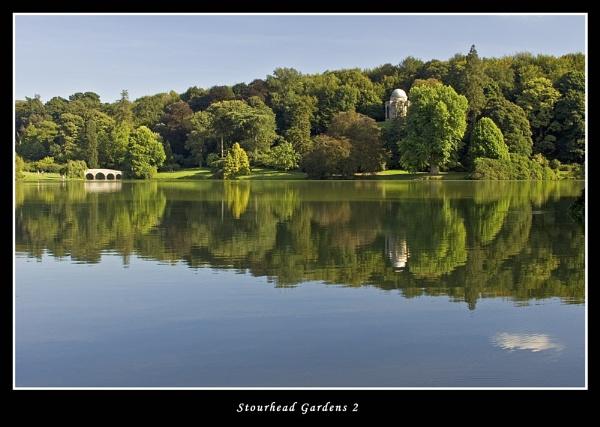 Stourhead Gardens 2. by Stevo