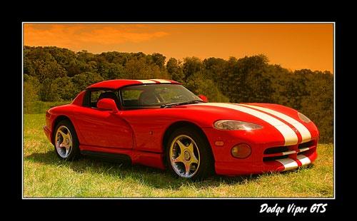 Dodge Viper by Cristian