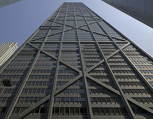 John Hancock Tower by philwig
