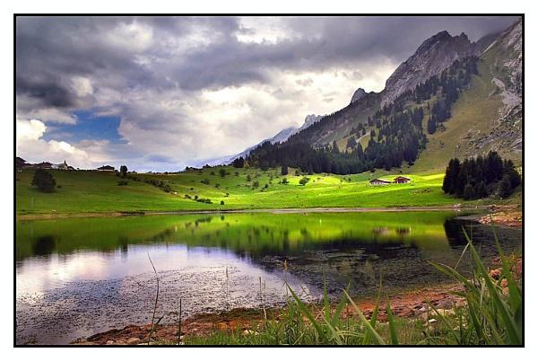 Lac de Confin by Carol_f