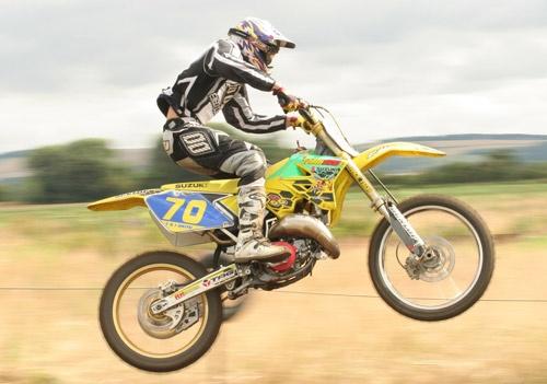 MX Rider by Sardo