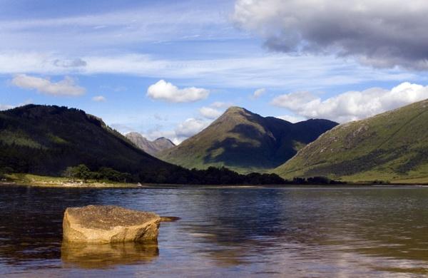 Loch Etive by trahern