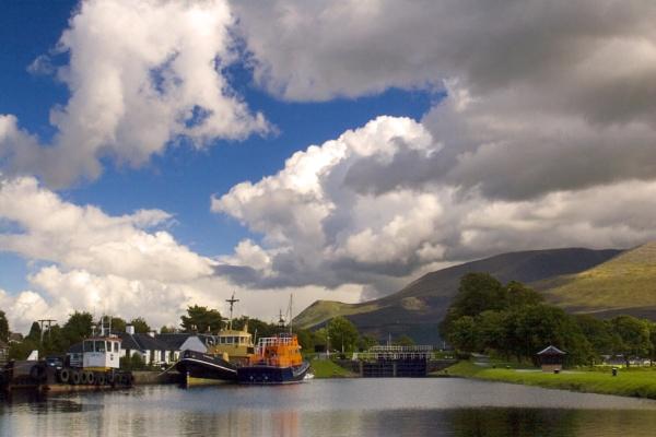 Corpach Sea Loch by trahern