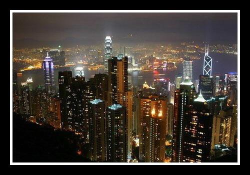 Hong Kong by sun yin