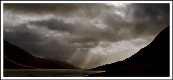 Glen Etive pano by Scottishlandscapes