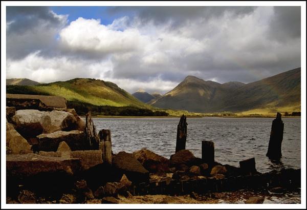 Glen Etive other view... by Scottishlandscapes