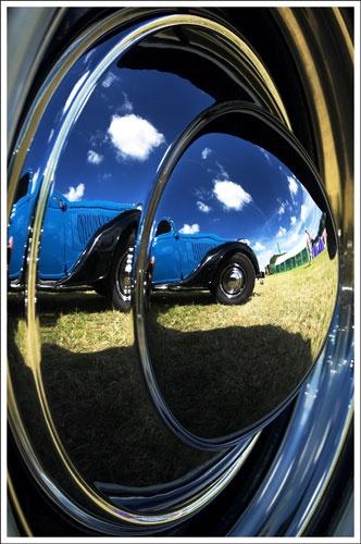 Ford Pilot reflection by lensman