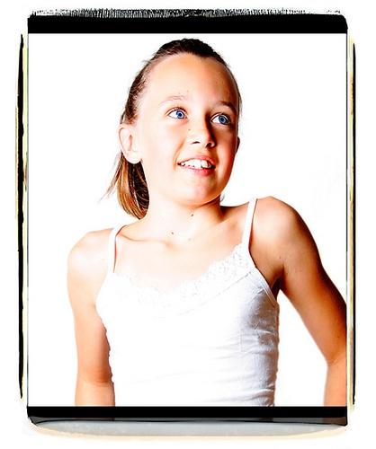 Portrait sitting 4 by paulBT