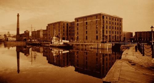 Dock Reflection Tint by DAVID LYDIATE